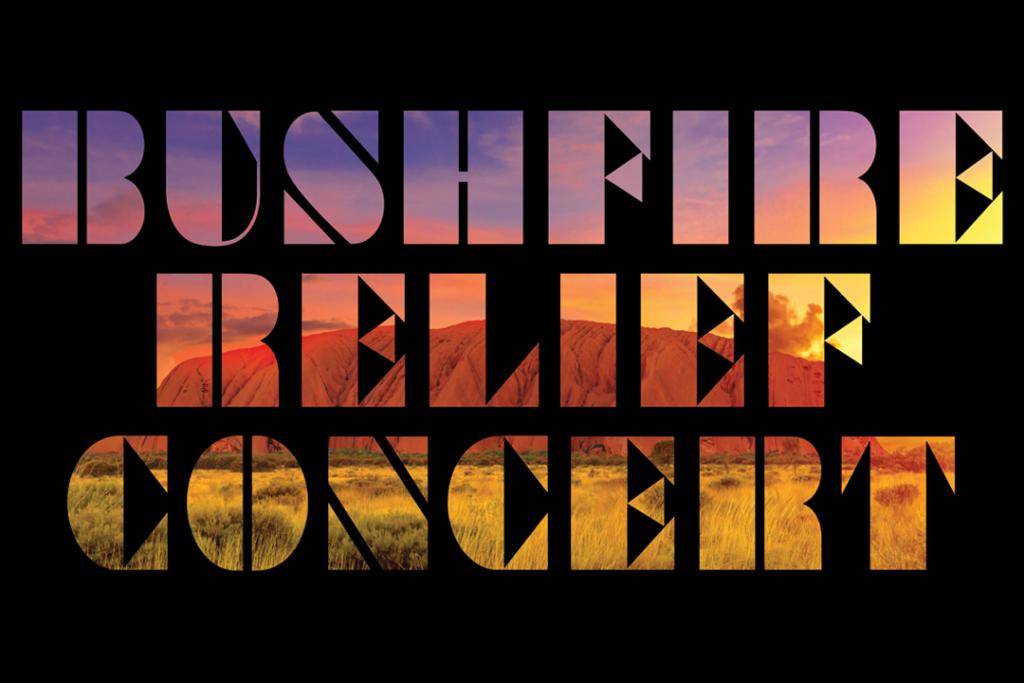 EvI_BushfireReliefConcert