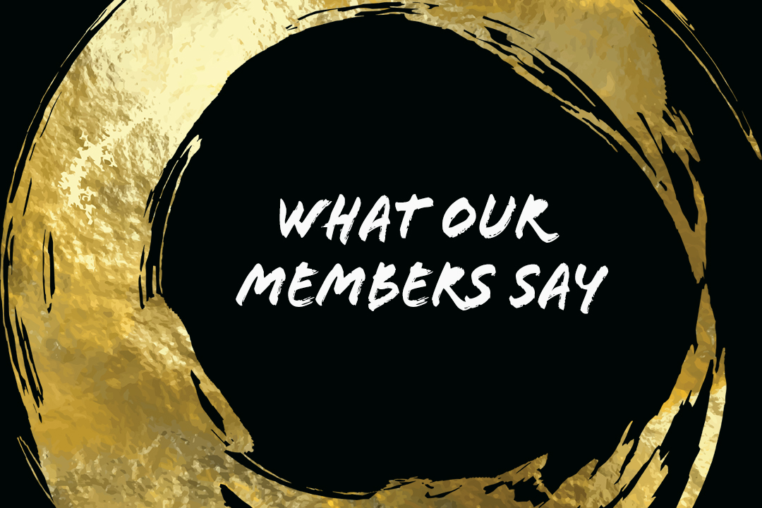 What-our-members-say